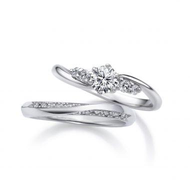 婚約指輪ka19&キャロル